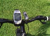 GPS in the mount