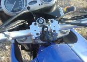 U-Bolt Motorcycle Mount Base RAM-B-231ZU