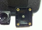 This is the 010-10969-00 adapter with 17mm ball and AMPS hole plate