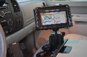 Playbook in Console of GMC Sierra