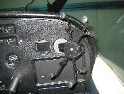 Mounted on right side of instrument panel