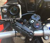 Motorcycle GPS and Mount Photos and Articles